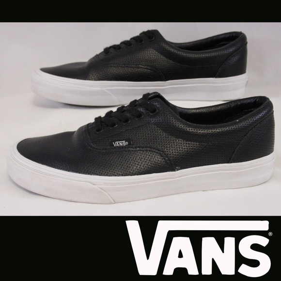 vans perf leather